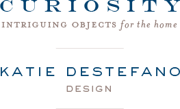 Curiosity + Katie Destefano Design